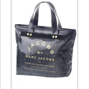 Marc by Marc Jacobs coated canvas shopper tote